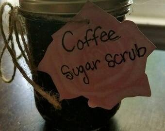 Sugar Hand Scrub