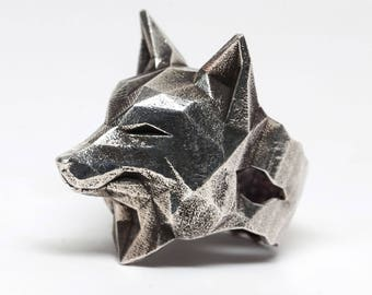 FOX RING - VvILK