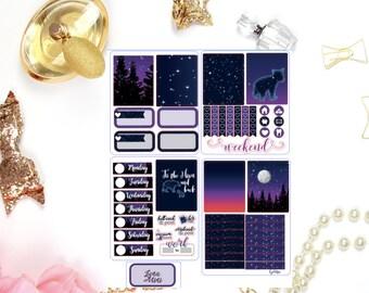 """Luna Mini """"MINI"""" Sticker set"""