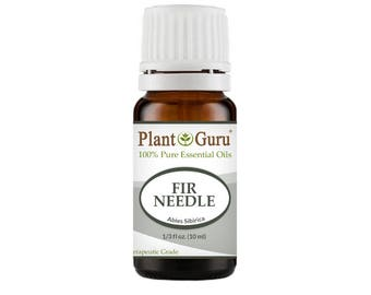 Fir Needle Essential Oil  100% Pure, Undiluted, Therapeutic Grade.