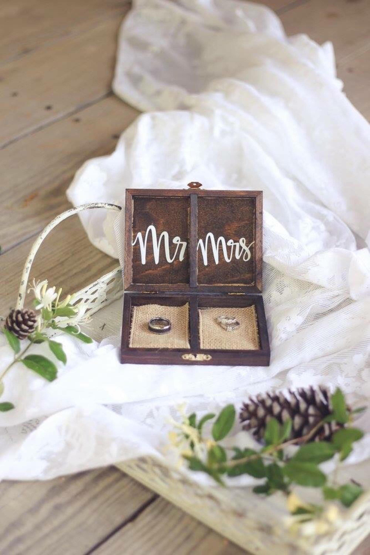 Ring bearer box wedding ring box mr and mrs ring bearer box ring bearer box wedding ring box mr and mrs ring bearer box junglespirit Image collections