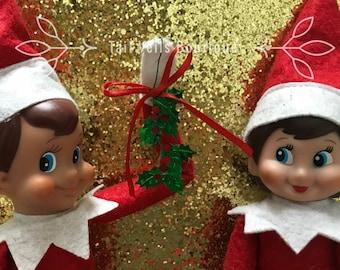 Elf on the shelf , elf on the shelf clothes and accessories ,elf mistletoe