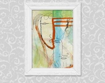 Abstract image art,