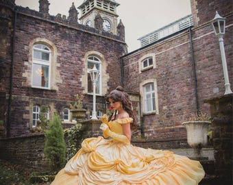 Beauty and the Beast Belle Gown - Cosplay Dress