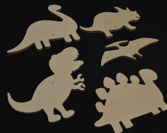 Dinosaur Wall Decor Shapes   Dinosaur Cut Outs   Dinosaur Decor   Birthday  Decor   Wall Part 88