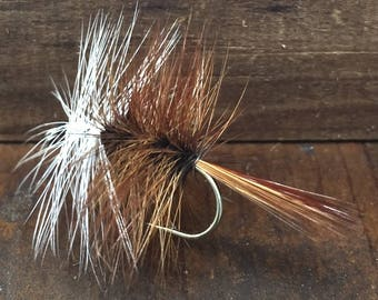 Bivisible Brown Trout Flies 6 Pack