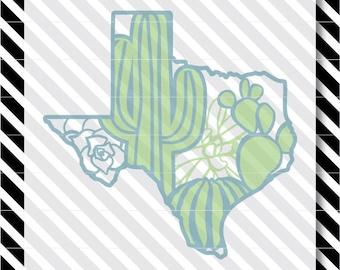 Texas Svg Etsy