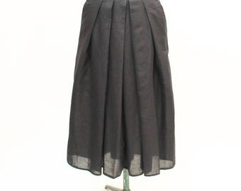 Hakama-inspired Skirt