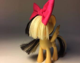 My Little Pony repaint- Songbird Serenade Gen 4.5