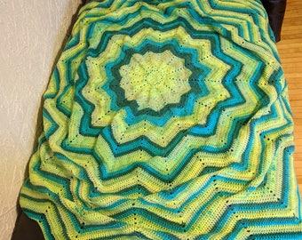Twelve point blanket