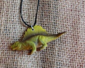 Dinosaur Necklace-Dimetrodon