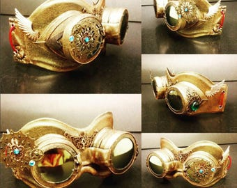 Steampunk goggles steampunk Googles