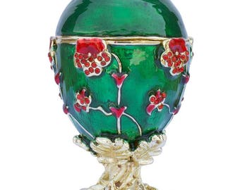1899 Pansy Faberge Egg