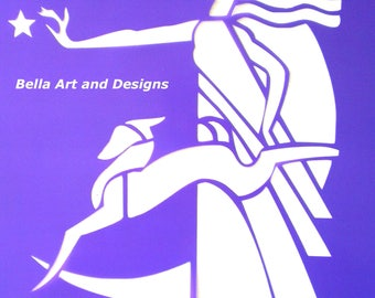 Art Deco Stencils *Free gift with every order*