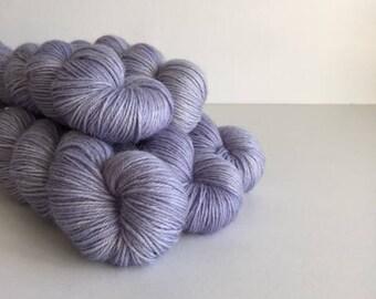 SPORT Fiering Alpaca Silk 80/20 Sport weight knitting yarn Southern Emu Wren