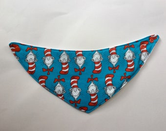 The Cat in the Hat Super Absorbent Dribble Bib
