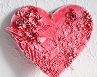 Valentine wall art | Etsy