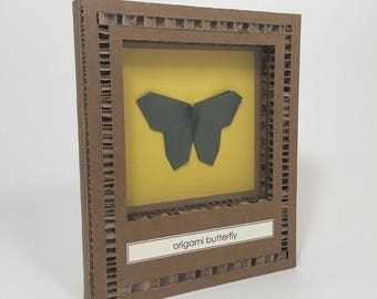 ORIGAMI BUTTERFLY - 1012ECODESIGN