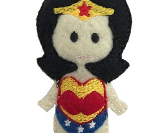 Superwoman inspired Catnip Toy