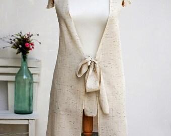 Boho Kimono   100%  Turkish Cotton Handmade Jacket
