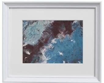 11x14 - Sandbar - Art Print