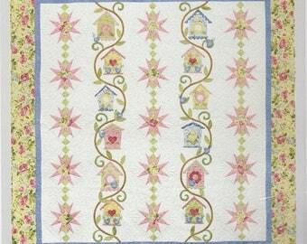 SALE! Home Tweet Home - Quilt Pattern - by Cheri Leffler Designs