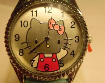 Hello Kitty Quartz Wrist Watch