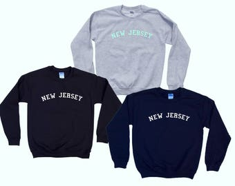 NEW JERSEY - Crewneck Sweatshirt