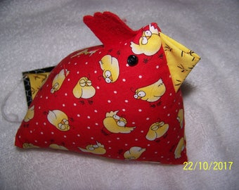 Rooster Pin Cushion