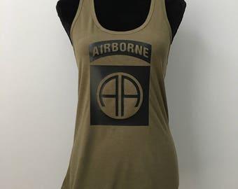 82nd Airborne Tank!