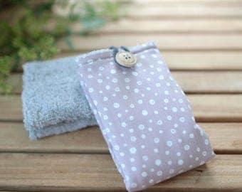 Cotton Wipe | Pink Mole