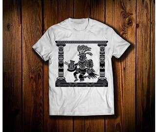 Quetzalcoatl T Shirt