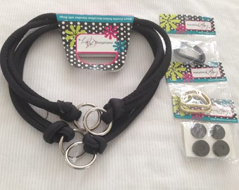 Purse Handles, D Rings, Magnetic Snaps