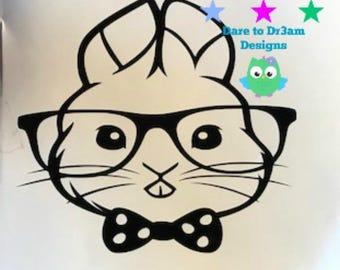 Bunny Decal Sticker