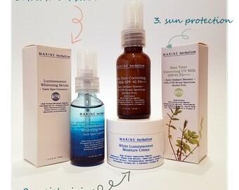 3-Step Skin Brightening Skin Care - Day
