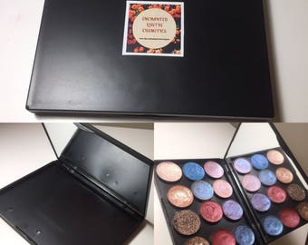 Enchanted Lustre Empty Makeup Palette