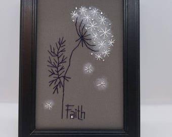 Queen Anns Lace Faith