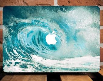 Wave Pro Retina Macbook Hard Case Pro Retina 13 Cover Wave MacBook Pro 15 Inch Mac Pro 13 Case Ocean Case Macbook Pro 13 Mac Case WCm212