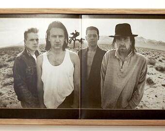 LP Frame for gatefold