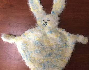 Blanket buddy security blanket toy