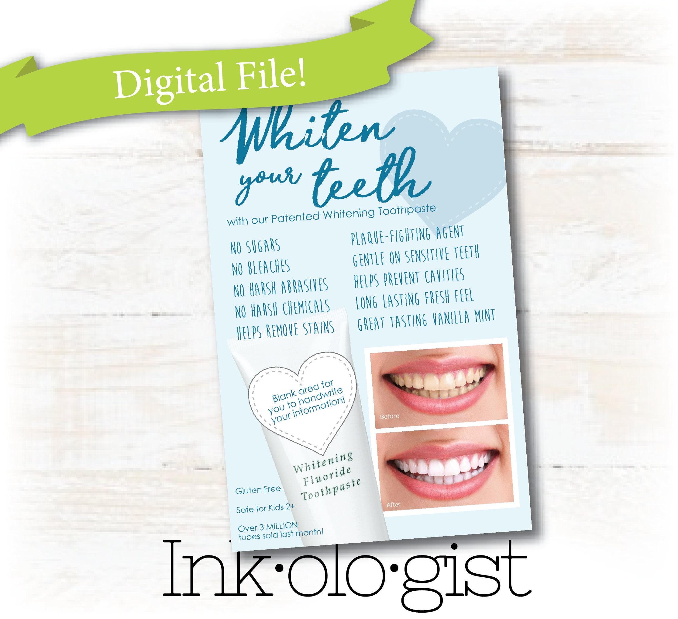 nu skin toothpaste ap24 digital flyer nu skin flyer nu