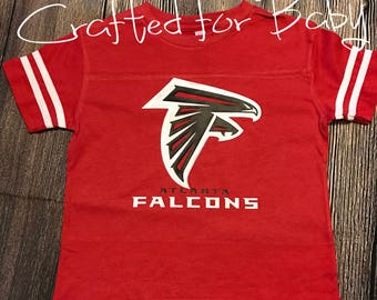 Atlanta Falcons Baby Toddler Child Youth Adult Shirt