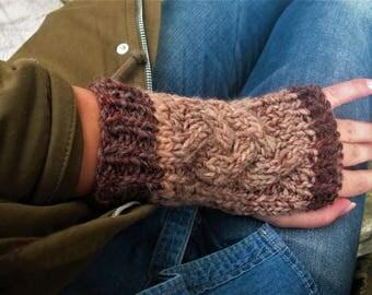 fingerless gloves knit gloves hand knit mittens knit arm warmers fingerless mittens hand knit gloves knit hand warmers wool arm warmers