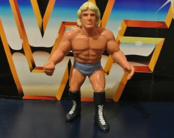 Galoob WCW wrestling Figure - Ric Flair Blue