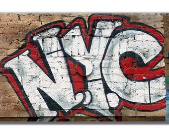 Andre Charles NYC Graffiti Magnet