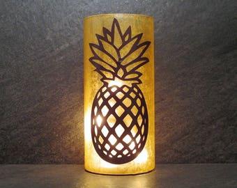 Pineapple Kitchen Light, Pineapple Decor