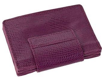 Casta Card Case Violet