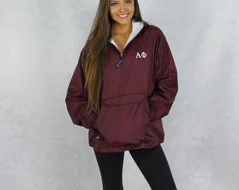 Alpha Phi Jacket by Charles River