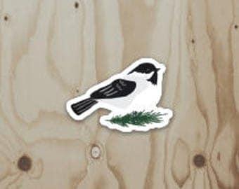 TINY VINY - Chickadee