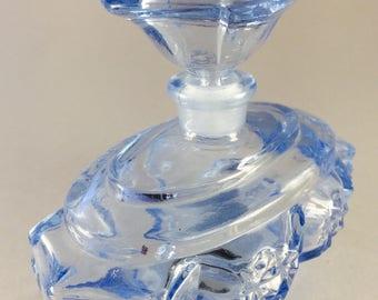 Schmid Blue Perfume Decanter